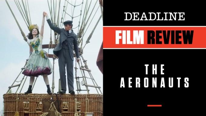 [WATCH] 'The Aeronauts' Review: Eddie Redmayne,