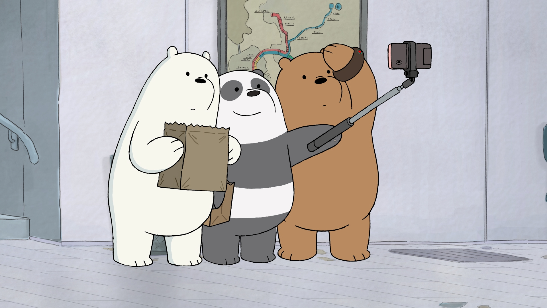 We Bare Bears Getting Tv Movie Treatment Potential Spinoff Deadline