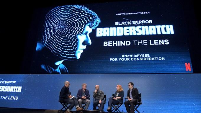 [WATCH] 'Black Mirror: Bandersnatch' Creative Team