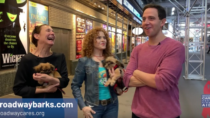 Broadway's Annual Pet Adoption Event Cancelled