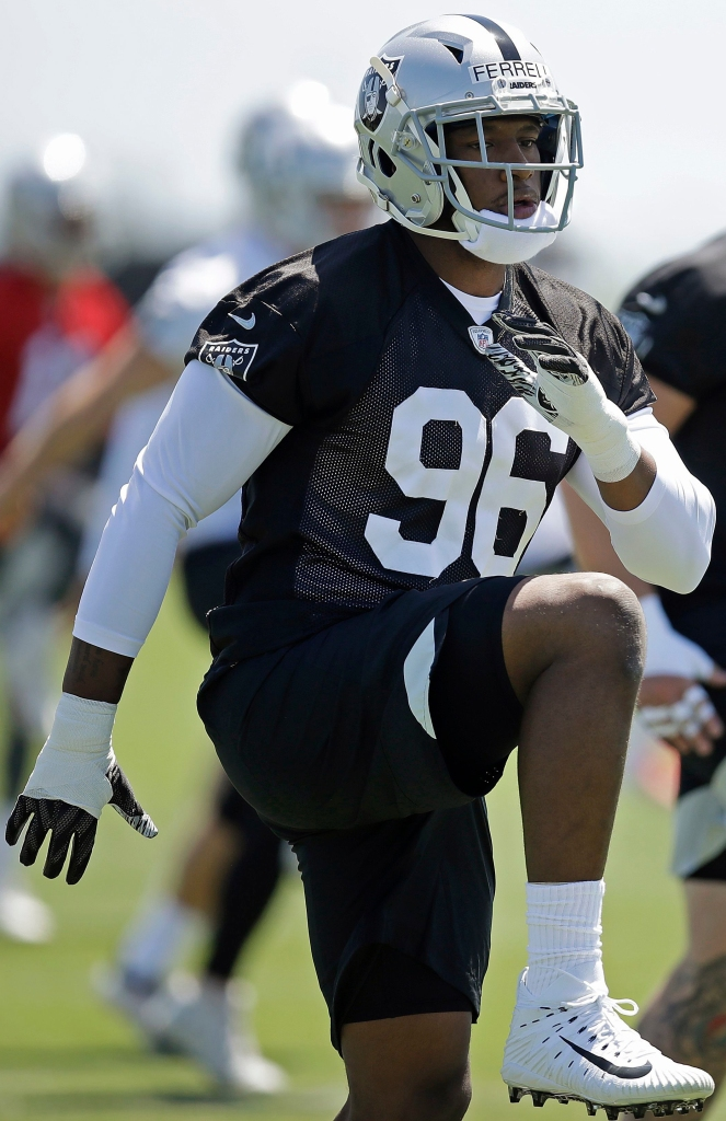 Clelin Ferrell Hard Knocks Oakland Raiders