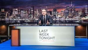 John Oliver Thanks Emmys For Going Virtual As 'Last Week Tonight' Scoops Writing Award For Fifth Year In A Row