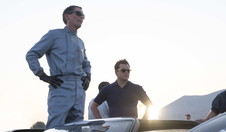 Ford V Ferrari Trailer Matt Damon Christian Bale Star In Race Car Rivalry Pic Deadline
