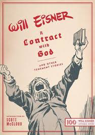Will Eisner A Contract With God graphic novel