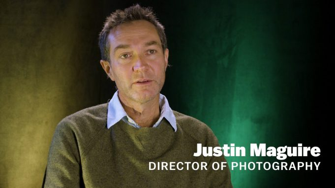 Justin Maguire, Hostile Planet