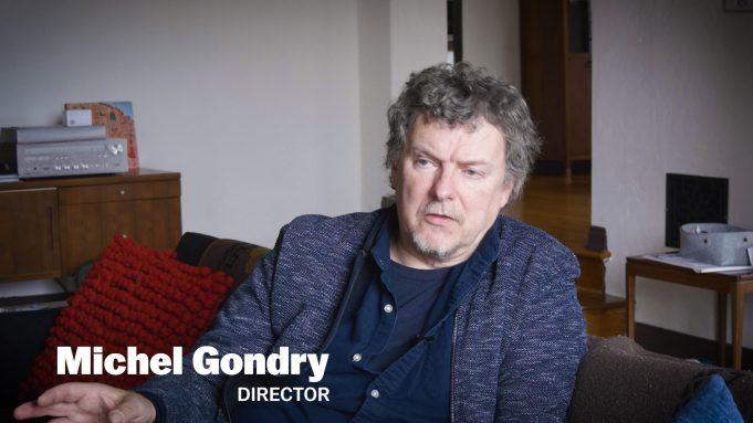 Director Michel Gondry