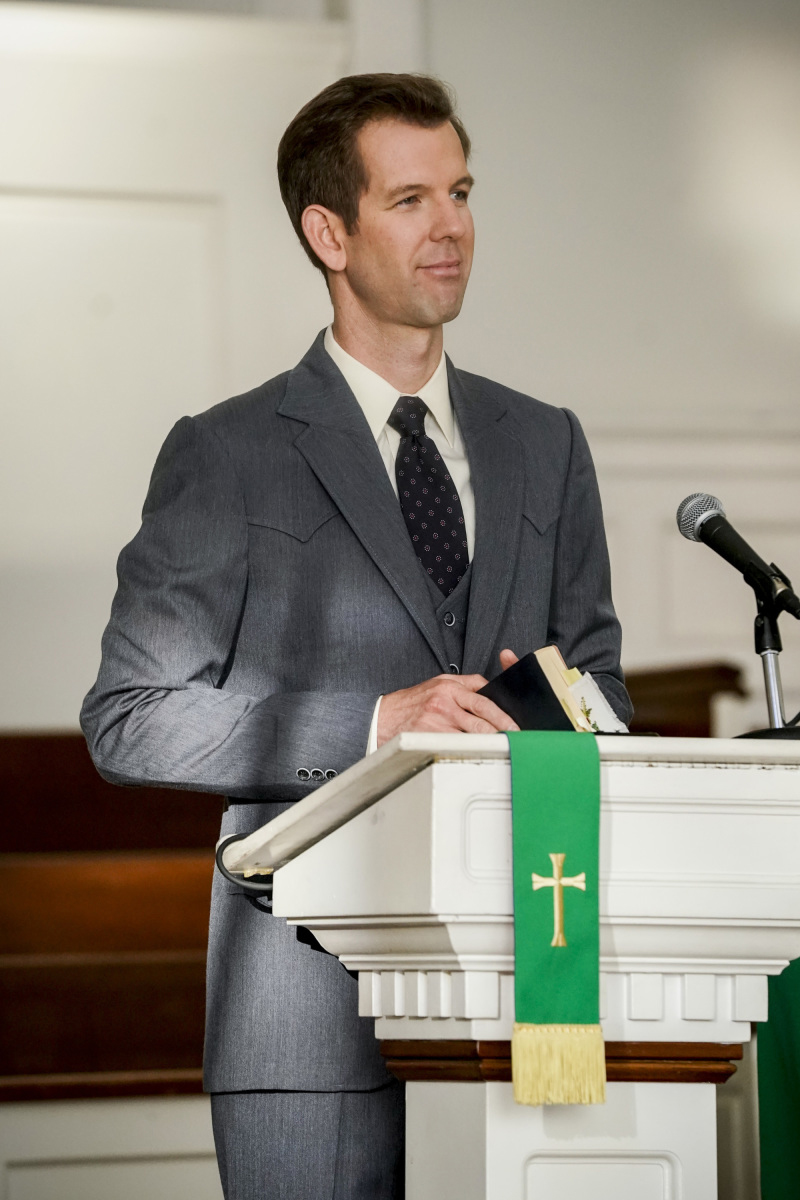 Matt Hobby as Pastor Jeff