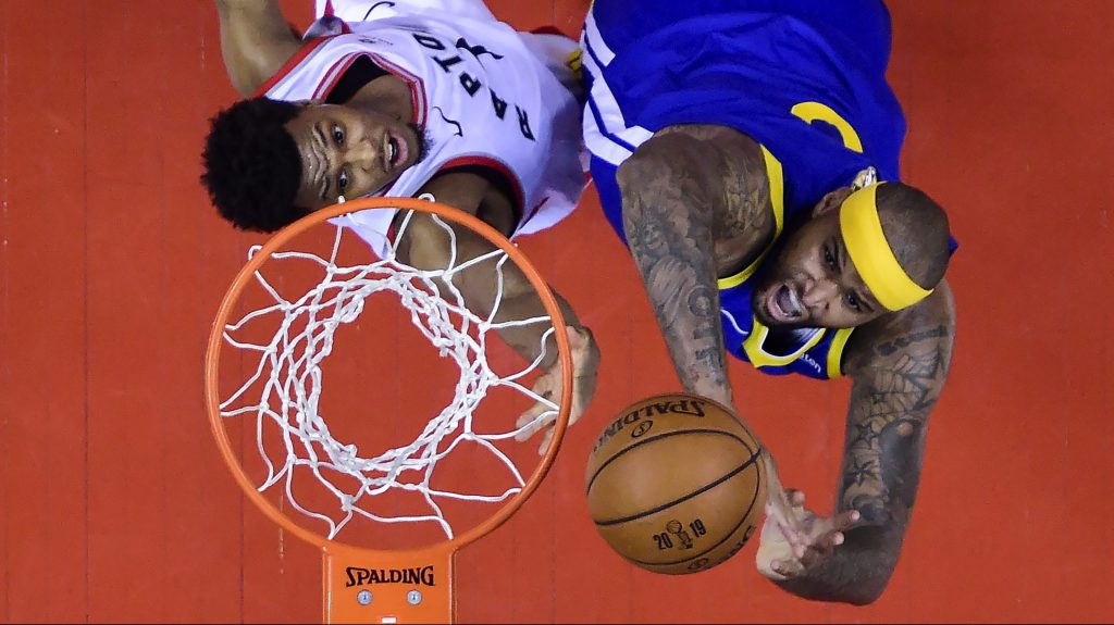 Nba Finals Ratings Surge For Game 5 Down From 2017 Deadline