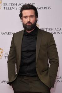 Mandatory Credit: Photo by Anthony Harvey/BAFTA/Shutterstock (10220787ec) Emmett J. Scanlan British Academy Television Craft Awards, Press Room, London, UK - 28 Apr 2019