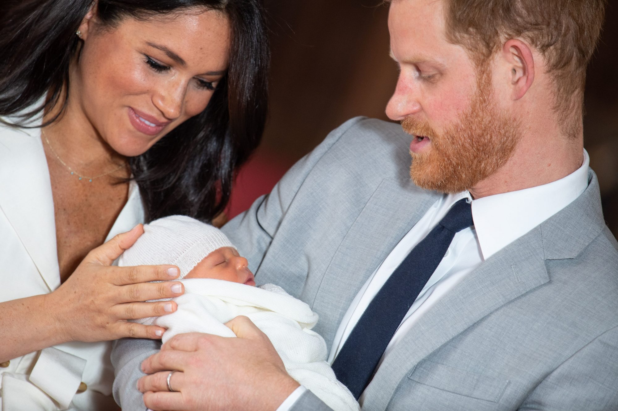 royal baby Prince Harry Meghan Duchess of Sussex