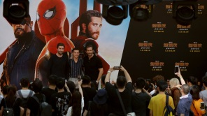 Spider-Man Far From Home Beijing China