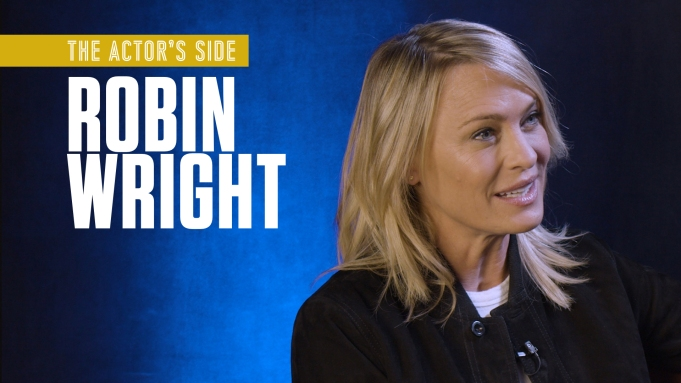 Robin Wright On The 'House Of