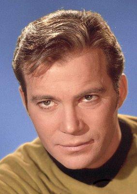William Shatner Star Trek Captain Kirk