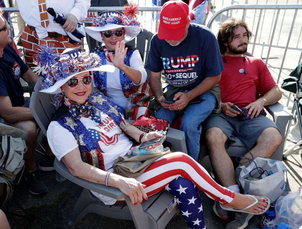 Donald Trump re-election kickoff rally