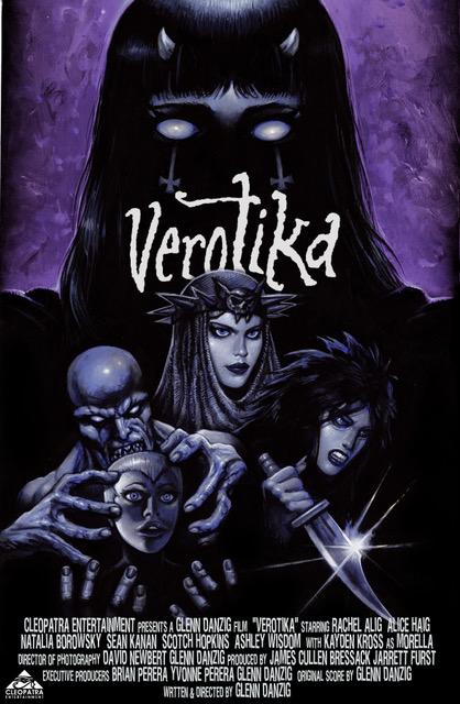 Glenn Danzig Verotika Verotik Misfits