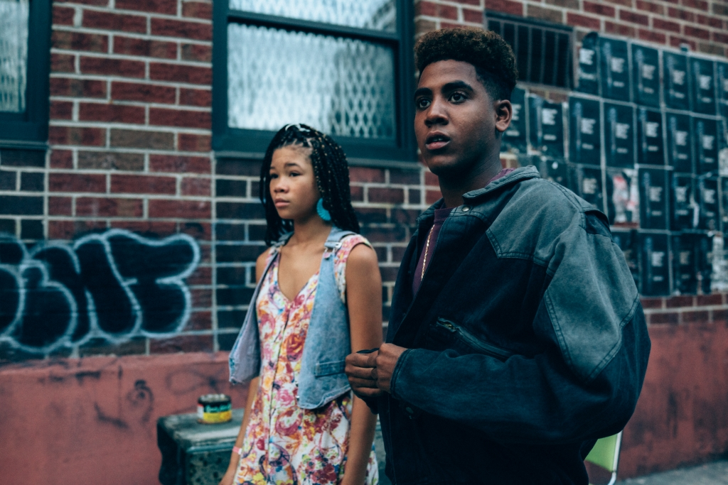 Jharrel Jerome in 'When They See Us'