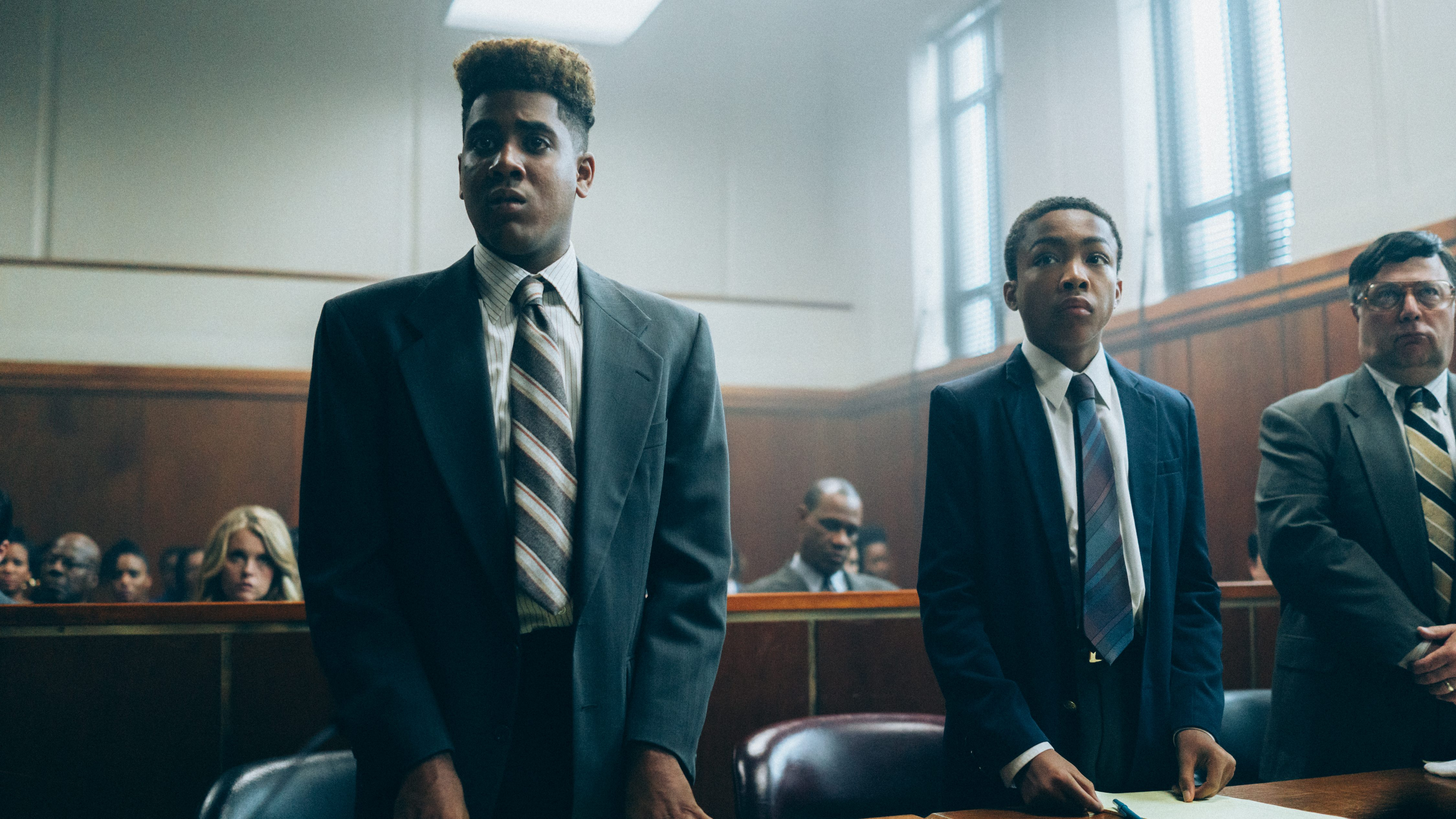 When They See Us' Watched By More Than 23 Million Netflix Accounts  Worldwide – Deadline