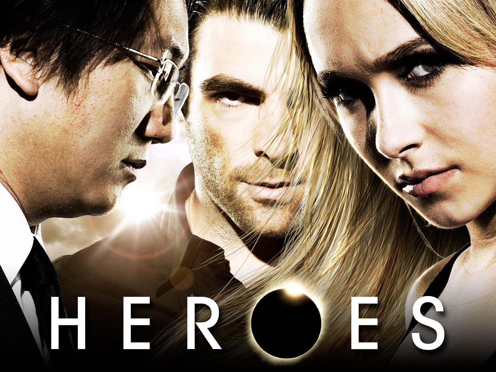 Heroes Poster NBC Series