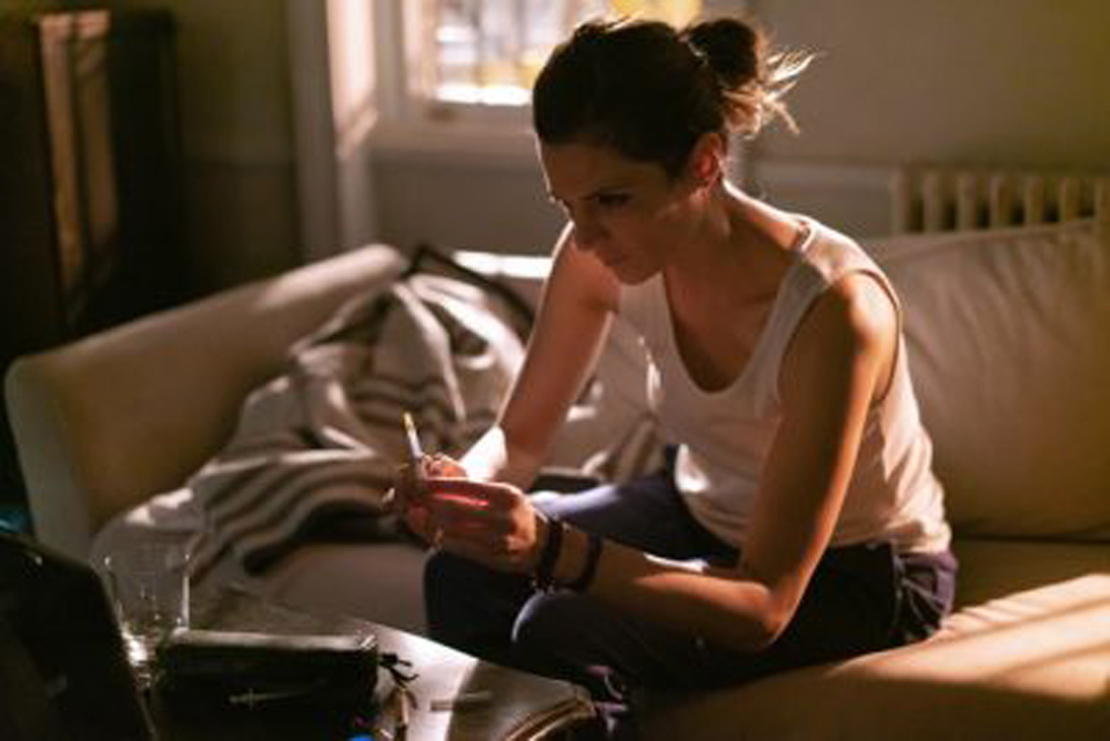 """'Absentia' Star Stana Katic Says Amazon Series Ending With Season 3: """"I Couldn't Think Of A Better Note To End On"""".jpg"""