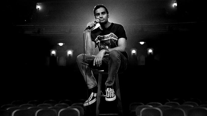 [WATCH] 'Aziz Ansari Right Now' Netflix