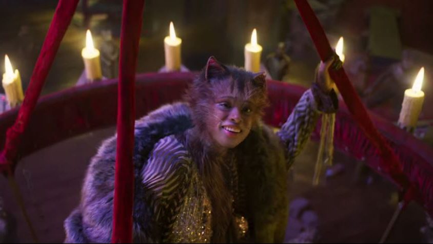 Watch Cats Trailer First Look At Movie Version Of Broadway Classic Deadline