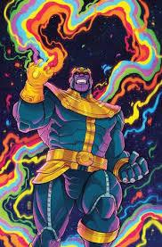 Thanos Marvel Comics Jim Starlin