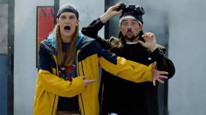 [WATCH] 'Jay And Silent Bob Reboot'