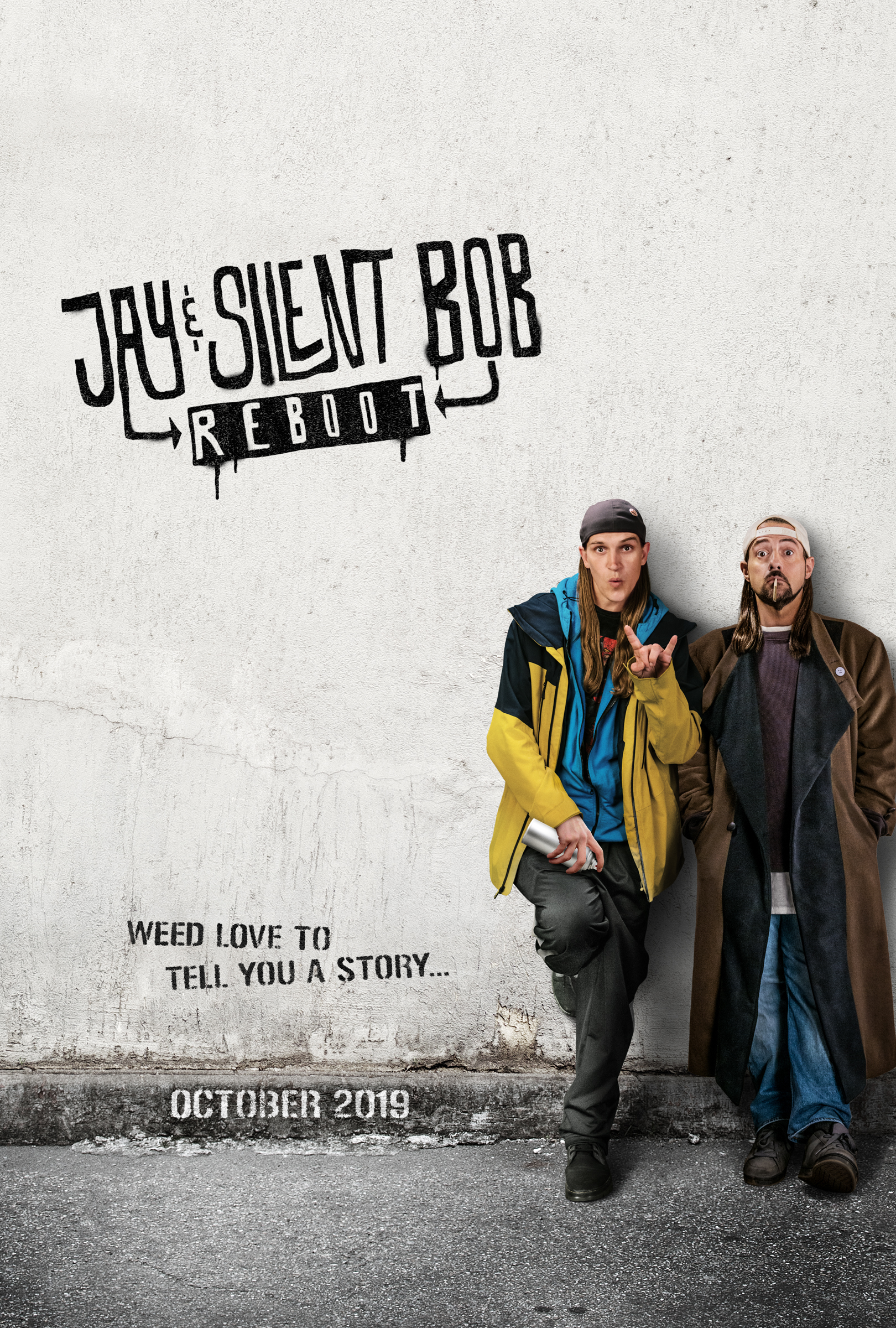 Jay and Silent Bob Reboor trailer and release date