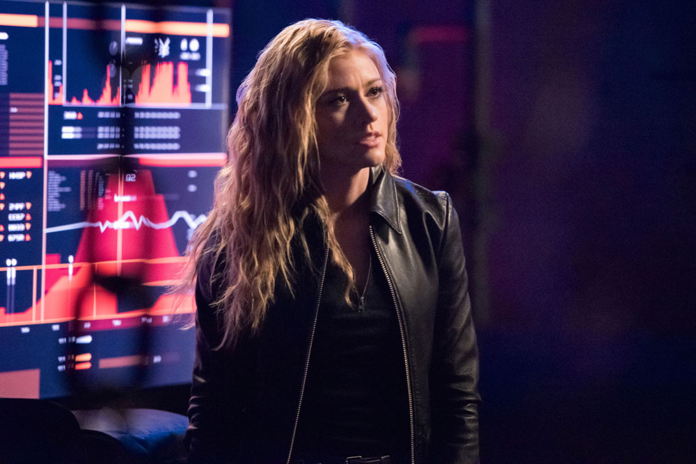 Arrow Katherine Mcnamara Upped To Series Regular For Final Season Deadline