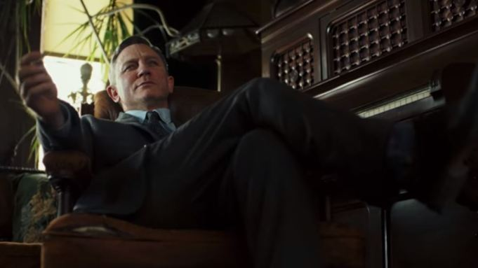 Daniel Craig in 'Knives Out'