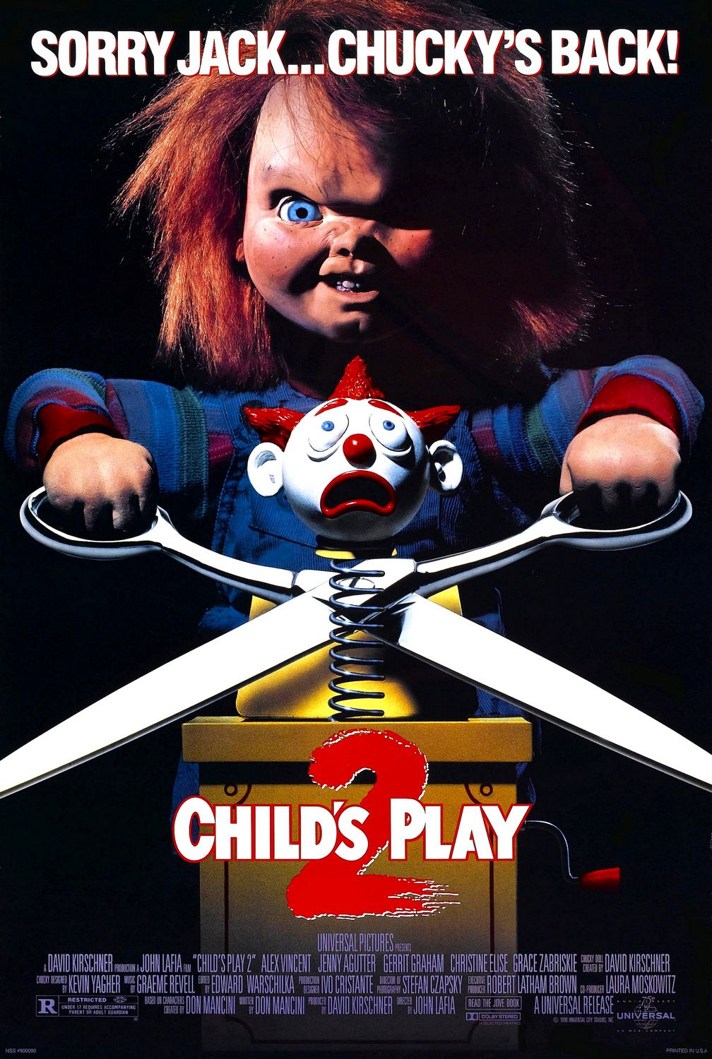 Childs Play 2 Chucky