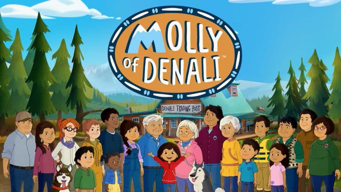 PBS' 'Molly Of Denali' Brings Native