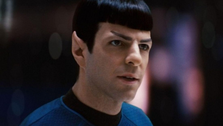 Star Trek Zachary Quinto JJ Abrams Mr Spock