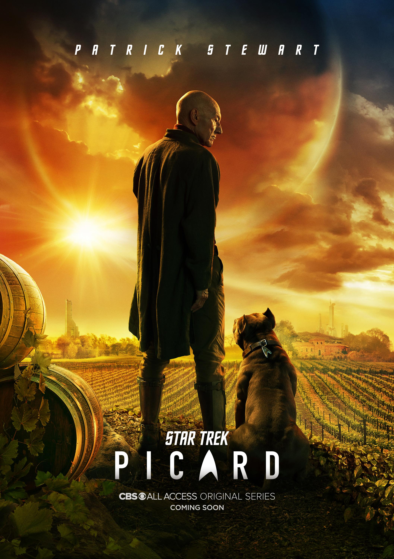 Star Trek Picard cbs all-access