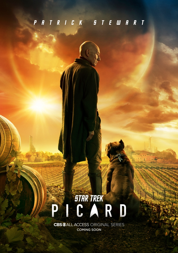 Star Trek Picard cbs all-access