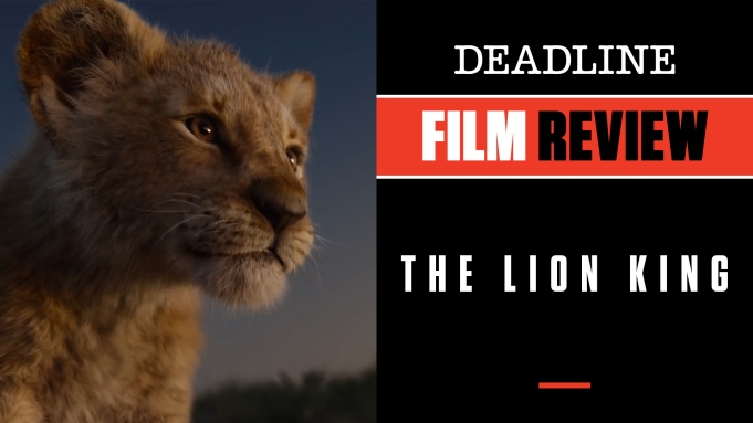 The Lion King review - video