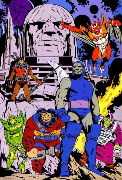 Drkseid DC Comics Jack Kirby New Gods