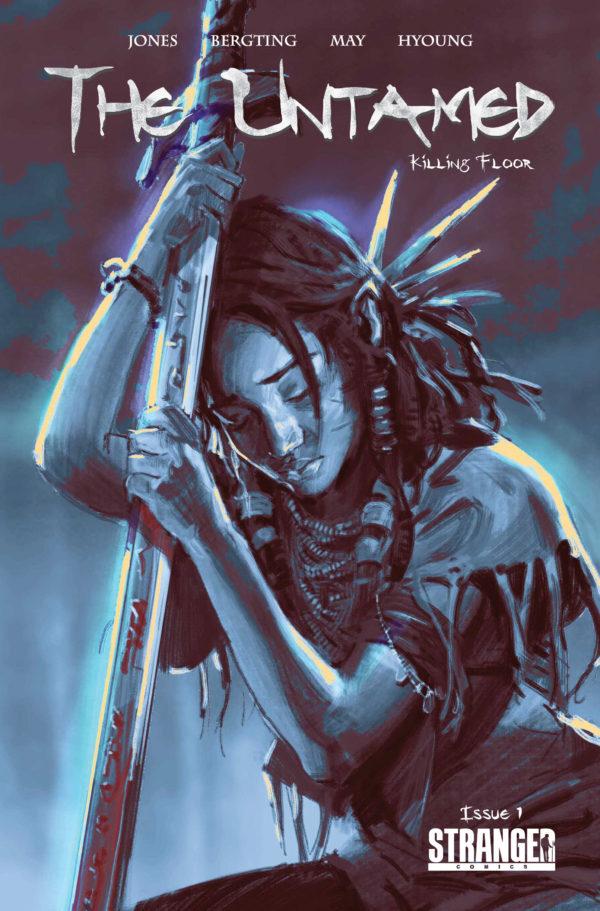 HBO The Untamed Asunda Stranger Comics Niobe
