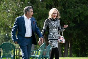 Eugene Levy and Catherine O'Hara in 'Schitt's Creek'