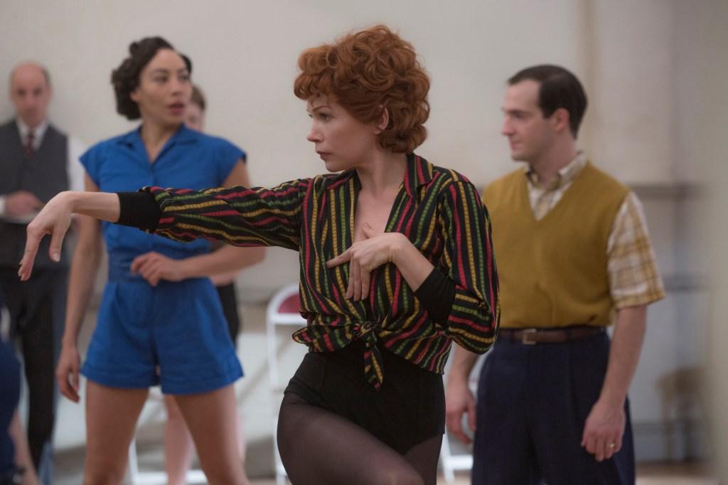 Michelle Williams in 'Fosse/Verdon'