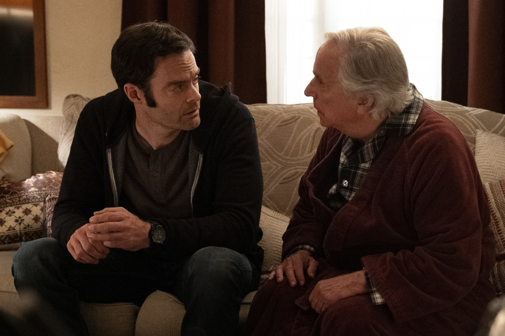 Henry Winkler and Bill Hader in 'Barry'