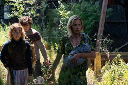 'A Quiet Place Part II' On The Move Again In Release Shuffle By Paramount Pictures