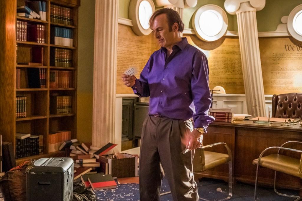 Bob Odenkirk in 'Better Call Saul'