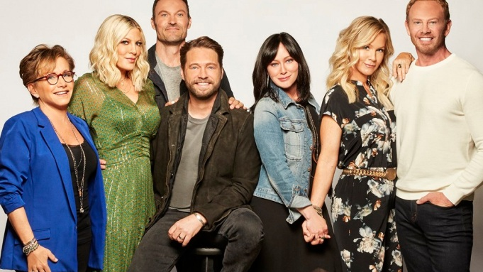 BH90210 premieres in September on Fox.