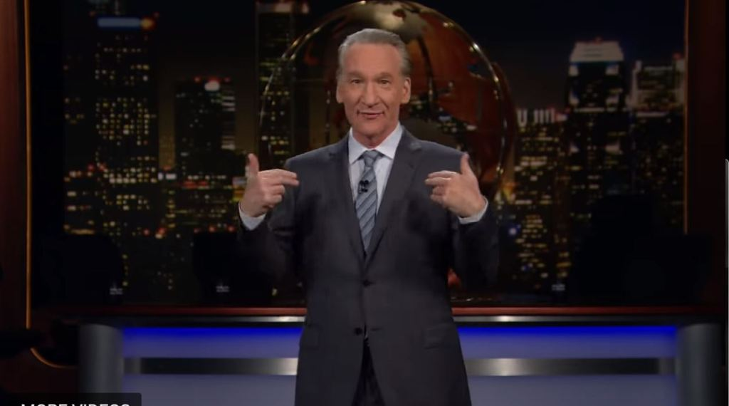 """Bill Maher Mourns Democracy: """"I Feel Like I'm Standing Over A Casket"""""""