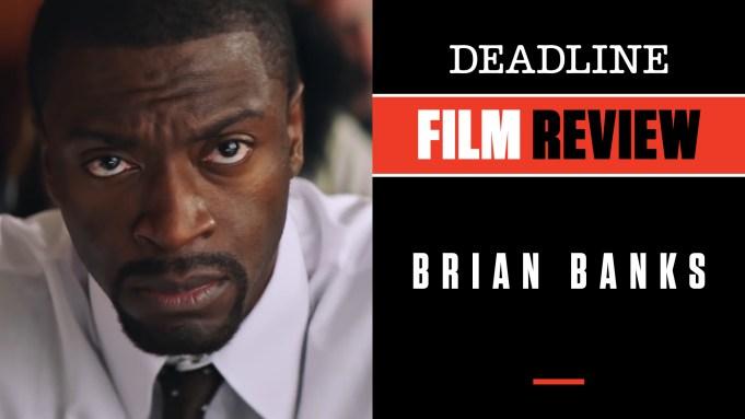 [WATCH] 'Brian Banks' Review: Inspiring True