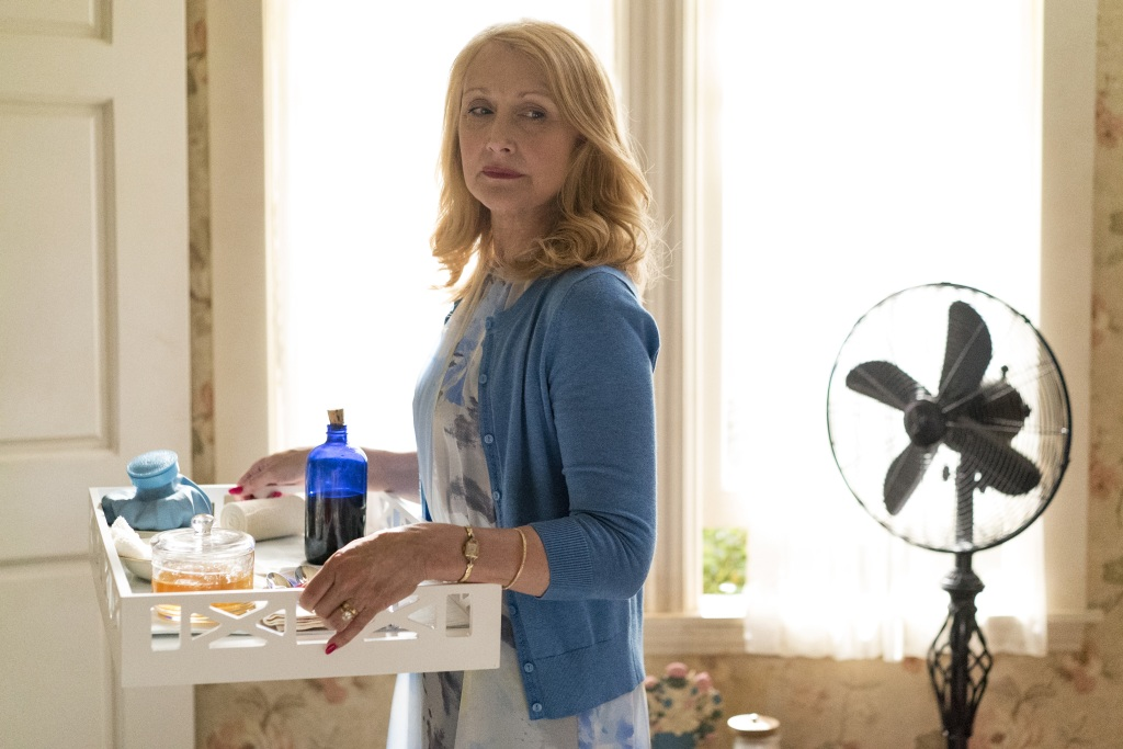 Patricia Clarkson in 'Sharp Objects'