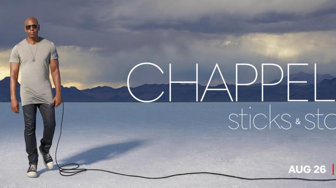 Dave Chappelle's 'Sticks & Stones', New