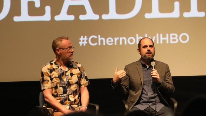 Chernobyl Craig Mazin and Jared Harris