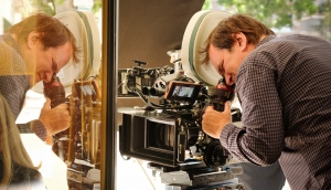 Quentin Tarantino directing 'Once Upon a Time... in Hollywood'